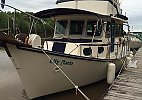 Thompson Trawler Yacht 1977