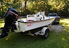 Boston Whaler 17 Montauk 1997