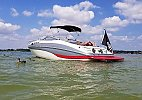 Rinker 232 Captiva Cuddy 2000