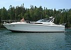 Sea Ray 390 Express Cruiser 1991