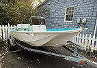 Boston Whaler Nauset 1966