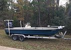 Hewes 19ft Redfisher 1996