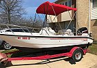 Boston Whaler 16 Dauntless 2001