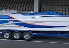 Shockwave DECK BOAT 2015