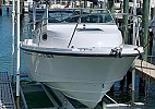 Boston Whaler 205 Eastport conques 2005