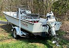 Boston Whaler Montauk 1989