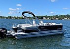 Tahoe Pontoon 2485 LTZ Quad Lounge 2019